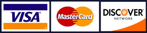 Credit Cards options at Estes Heating and Air