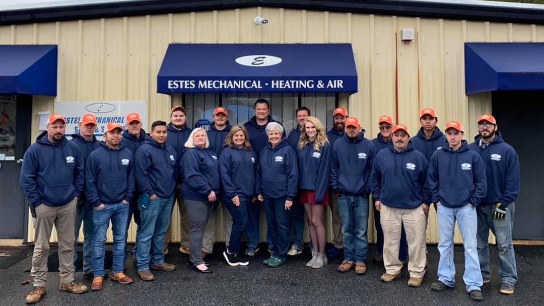 estes heating and air team